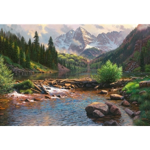 Rocky Mountain Grandeur by Mark Keathley