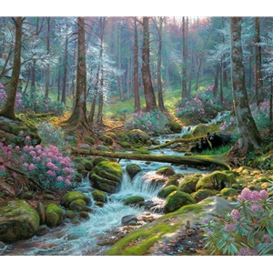 Nature's Harmony by Mark Keathley