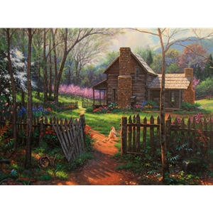 Welcome Spring  by Mark Keathley