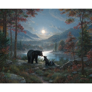 Bedtime Kisses by Mark Keathley
