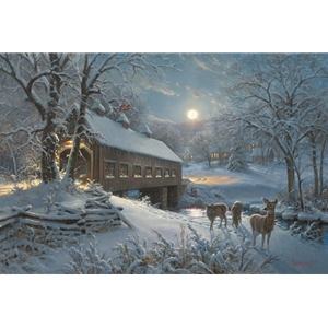 Moonlit Passage by Mark Keathley
