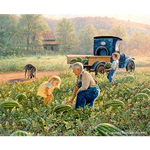 The Watermelon Patch by Mark Keathley