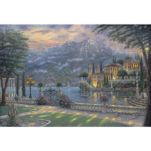 Villa Balbianello, Lake Como by Robert Finale