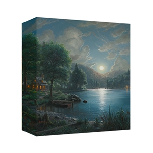 Moonlight Sonata by Mark Keathley - Gallery Wrap
