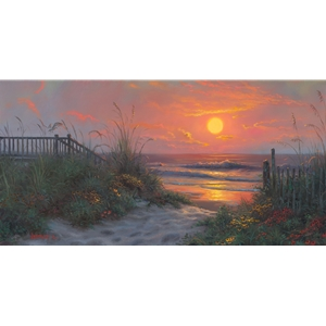 Morning View by Mark Keathley