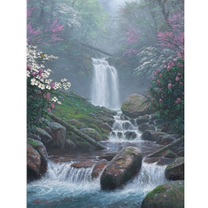 Mystic Falls IV by Mark Keathley
