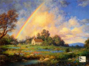 After the Storm by Larry Dyke