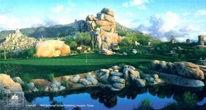Number One at the Boulders by Larry Dyke