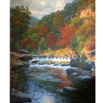 Autumn Serenity by Mark Keathley