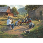 Art of Being Young by Mark Keathley