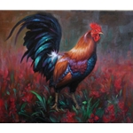 The Rooster by Mark Keathley