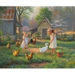 Evening at Grandma's by Mark Keathley