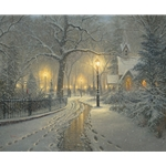 Winter Chapel by Mark Keathley