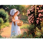 Basket of Petals by Mark Keathley
