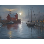 Limited edition release of Harbor Moont by Mark Keathley