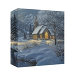 Midnight Clear - Gallery Wrap