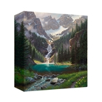 Lake Solitude - Gallery Wrap