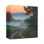 Morning in Cades Cove by Mark Keathley - Gallery Wrap
