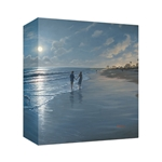 Romantic Moon - Gallery Wrap