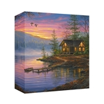 Morning Mist - Gallery Wrap