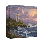 Light of Faith by Abraham Hunter - Gallery Wrap