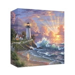 Light of Hope by Abraham Hunter - Gallery Wrap