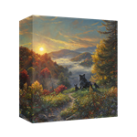 New Day by Mark Keathley - Gallery Wrap