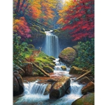 Mystic Falls II by Mark Keathley