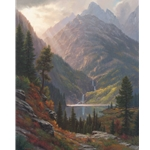 Majestic Solitude by Mark Keathley