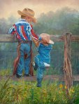 Cowboy Up by June Dudley