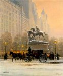 Fifth Avenue by G. Harvey