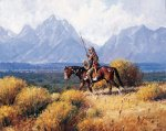 Stray Wolf by Martin Grelle