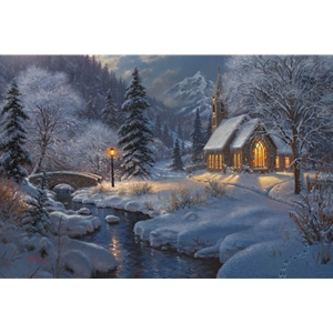 Midnight Clear by Mark Keathley