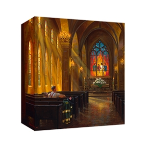 Refuge by Mark Keathley - Gallery Wrap