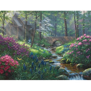 Spring's Renewal by Mark Keathley - Gallery Wrap