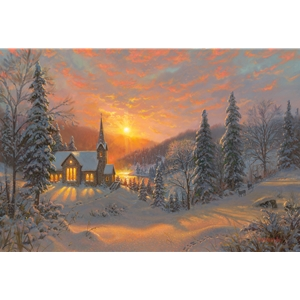 Christmas Morning by Mark Keathley