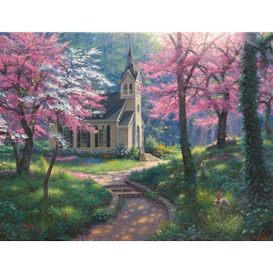 Spring's Embrace by Mark Keathley