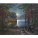 Lakeside Dreams by Mark Keathley