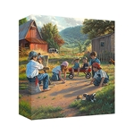 Art of Being Young by Mark Keathley - Gallery Wrap