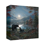 Bedtime Kisses by Mark Keathley - Gallery Wrap