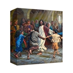 Dance of Grace by Mark Keathley - Gallery Wrap