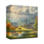 God Shed His Grace by Abraham Hunter - Gallery Wrap