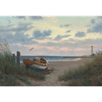 Evening at the Coast by Mark Keathley