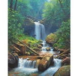 Mystic Falls by Mark Keathley