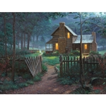 Welcome Summer by Mark Keathley - Gallery Wrap