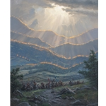 More are with Us by Mark Keathley