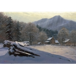 Winter Rest by Mark Keathley