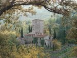 Hills of Chianti by Rod Chase